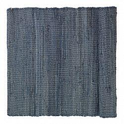 Blomus Bavlnený koberček SOLO sivý 70 x 130 cm