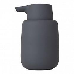 Blomus Dávkovač tekutého mýdla SONO sivočierny
