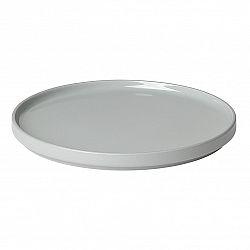 BLOMUS Dezertní talíř MIO šedý 20cm