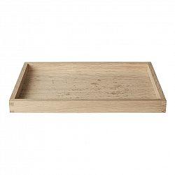Blomus Dřevěný tác BORDA 30x20 cm