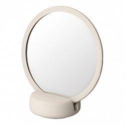 Blomus Kozmetické zrkadlo stolné SONO krémové