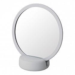 Blomus Kozmetické zrkadlo stolné SONO svetlosivé