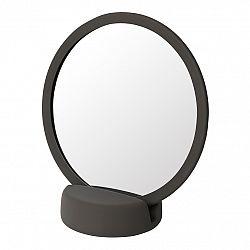 Blomus Kozmetické zrkadlo stolné SONO tmavohnedé