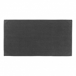 Blomus Kúpeľňová predložka PIANA 50 x 100 cm sivočierna