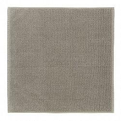 Blomus Kúpeľňová predložka PIANA 55 x 55 cm sivohnedá
