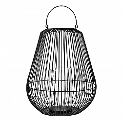 Blomus Lampáš NIDEA čierny Ø 50,5 cm