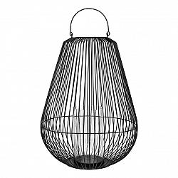 Blomus Lampáš NIDEA čierny Ø 53,5 cm