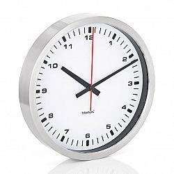 Blomus Nástenné hodiny biele Ø 40 cm ERA