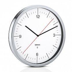 Blomus Nástenné hodiny CRONO biele Ø 30,5 cm