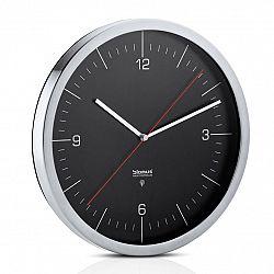 Blomus Nástenné hodiny CRONO čierne Ø 30,5 cm