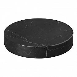 Blomus Podložka / tanierik mramorový malý PESA čierny