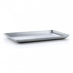 Blomus Podnos z nehrdzavejúcej ocele 13 x 22 cm BASIC