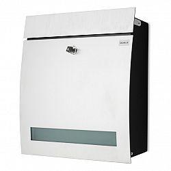 Blomus Poštová schránka s okienkom uzamykateľná SIGNO