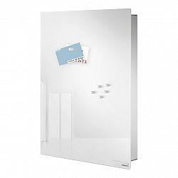 Blomus Skrinka na kľúče s magnetickými dvierkami 40 x 30 cm VELIO biela