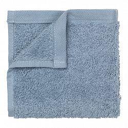 Blomus Súprava uterákov na ruky RIVA dymovomodrá 30 x 30 cm