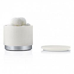 Blomus Úložný box na kozmetické potreby biely ARA