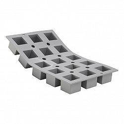 de Buyer Profi silikónová forma na 15 mini kociek Elastomoule®