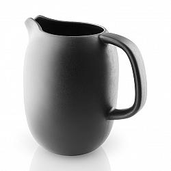 Eva Solo Džbán Nordic kitchen čierny 1 l