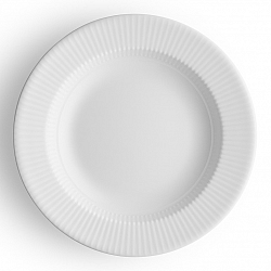 Eva Solo Hlboký tanier Legio Nova biely Ø 22 cm