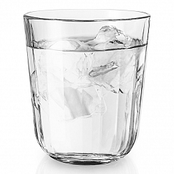 Eva Solo Súprava fazetových pohárov 0,27 l 6 kusov