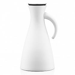 Eva Solo Vákuová termoska Ø 15,5 cm, 1,0 l matná biela