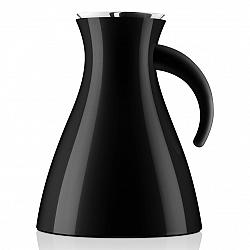 Eva Solo Vákuová termoska Ø 18 cm, 1,0 l čierna