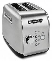 Hriankovač na 2 plátky KitchenAid 5KMT221ESX nerez