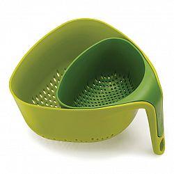 Joseph Joseph Súprava kompaktných cedidiel 2 ks zelená