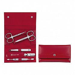 Manikúra 5-dielna ZWILLING® Classic Inox červená