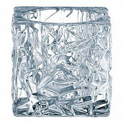 Nachtmann Súprava 2 svietnikov na čajové sviečky Ice Cube