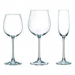 Nachtmann Výhodné balenie 18 kusov pohárov na červené víno/biele víno/šampanské Vivendi Premium
