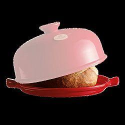 Náhradná časť na pečenie chleba forma červená Burgundsko Emile Henry