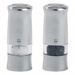 Peugeot Darčeková súprava elektrických mlynčekov na korenie a soľ ZELI