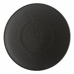 REVOL Tanier dezertný Ø 21,5 cm matná čierna Equinoxe