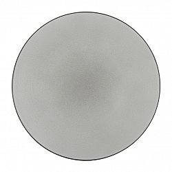 REVOL Tanier na hlavný chod Ø 28 cm farba bieleho korenia Equinoxe