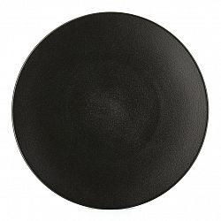 REVOL Tanier na hlavný chod/servírovací Ø 31,5 cm matná čierna Equinoxe