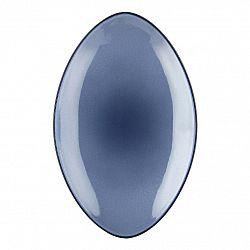 REVOL Tanier/podnos oválny 35 x 22,3 cm nebeská modrá Equinoxe