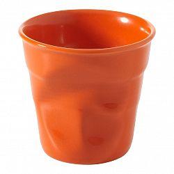 REVOL Téglik na cappuccino 18 cl pomarančová Froissés