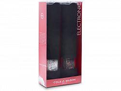 Set mlynčekov na korenie/soľ Cole & Mason Victoria 210 mm