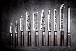 Univerzálny nôž Sebra Forged 12,5 cm