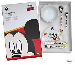 WMF Detská jedálenská súprava 6-dielna Mickey Mouse ©Disney
