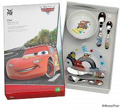 WMF Detský jedálny set 6 ks Auta 2