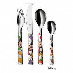 WMF Detský príbor 4-dielny Mickey Mouse ©Disney