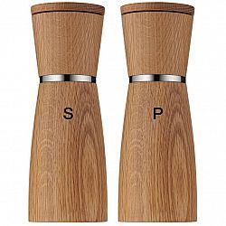 WMF Súprava mlynčekov na soľ a korenie Ceramill® Nature
