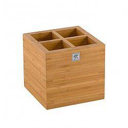 ZWILLING Bambusový box na kuchynské náčinie veľký